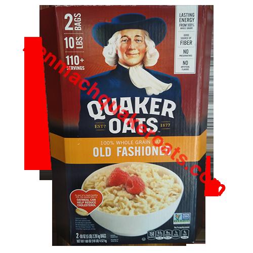 yến mạch quaker oats old fashion